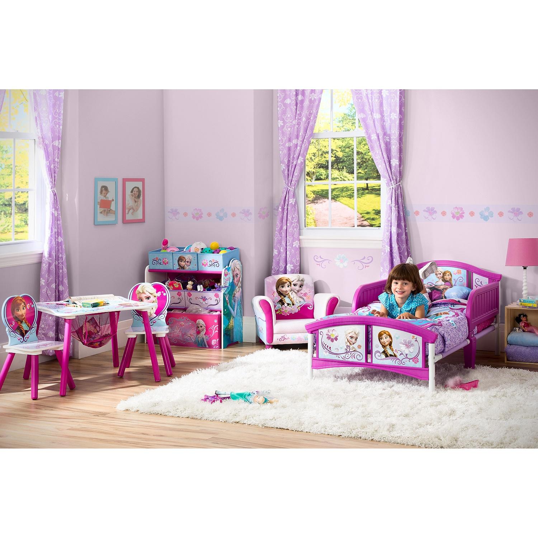 d tsk pokoj frozen ledov kr lovstv. Black Bedroom Furniture Sets. Home Design Ideas